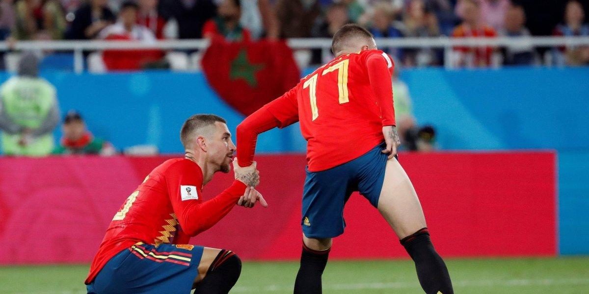 ¡Roja de vergüenza! España no pudo con la eliminada Marruecos, pero clasificó