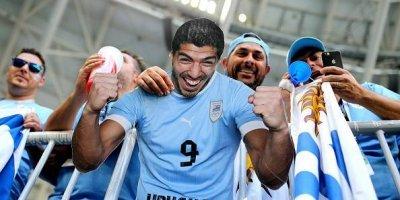 Uruguay vs Rusia