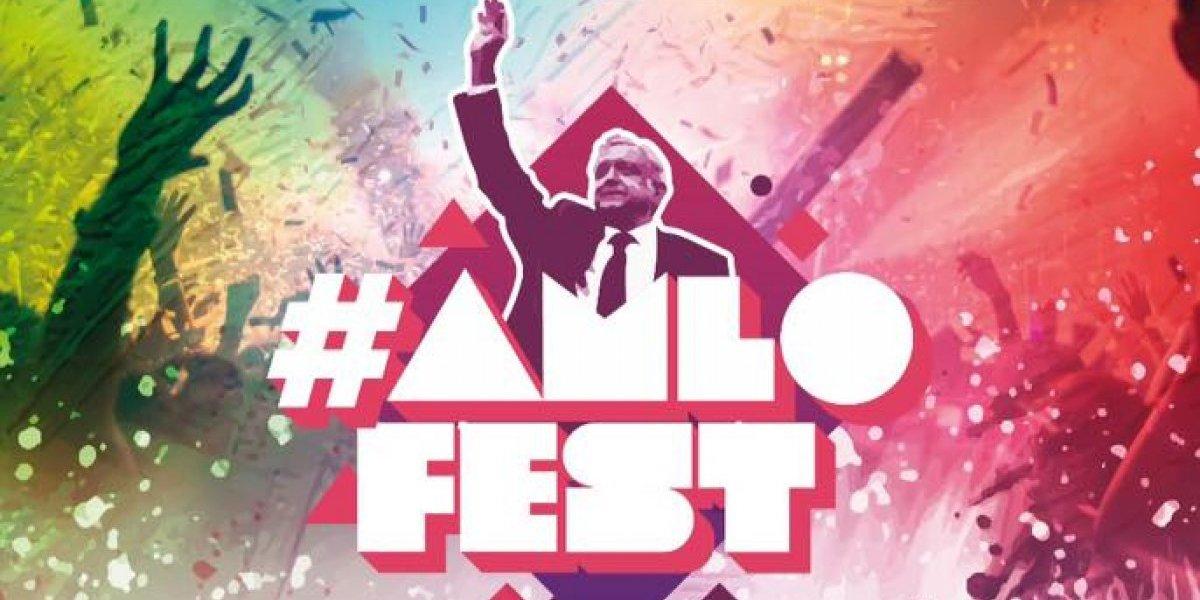 AMLOFest, te decimos cómo, cuándo y dónde se celebrará