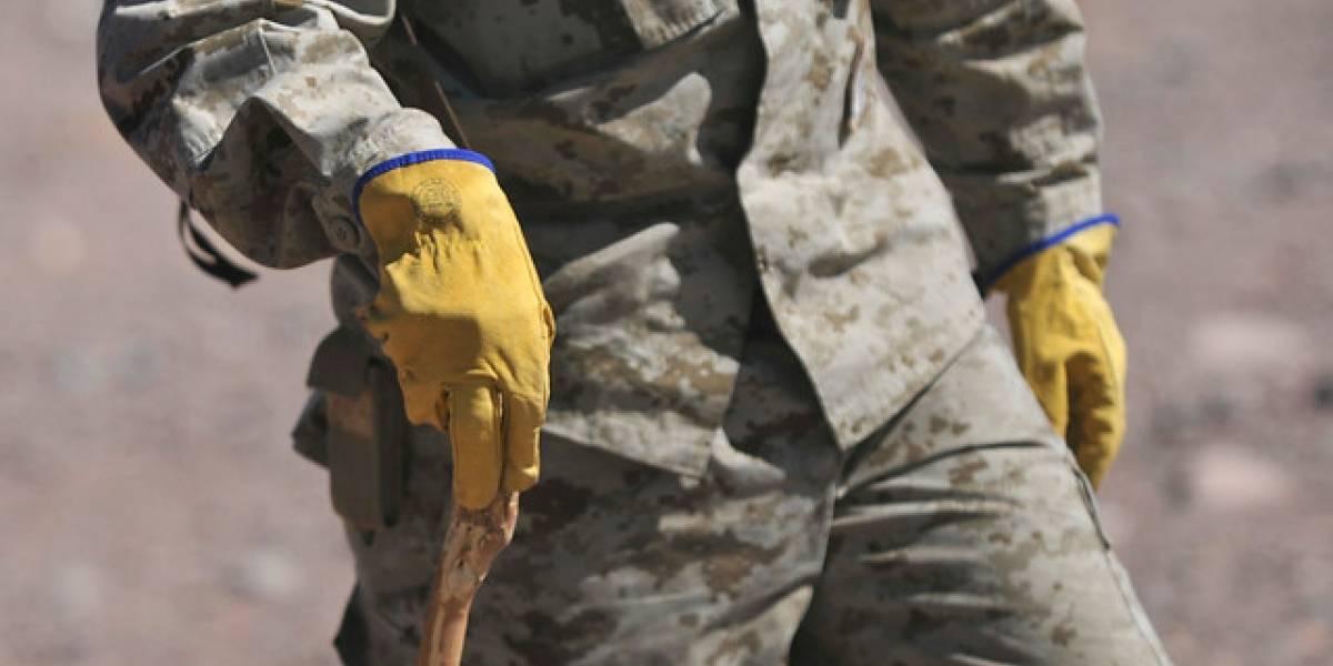 Otro más: Viralizan video en que otro conscripto sufre brutal golpiza por soldados