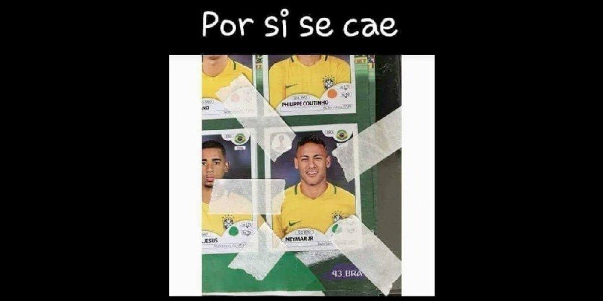 Bar de Brasil lanza una divertida oferta por cada caída de Neymar