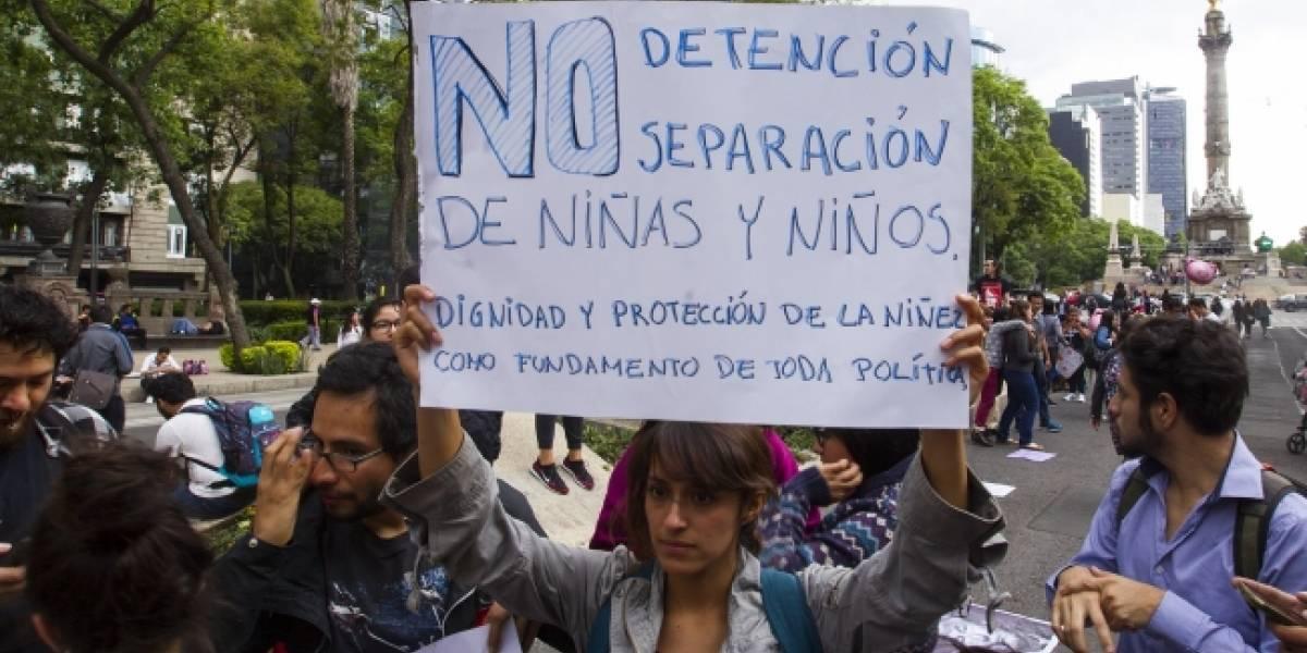 ¿México debe tomar mayor responsabilidad por el caso de niños migrantes separados de sus padres en EU?