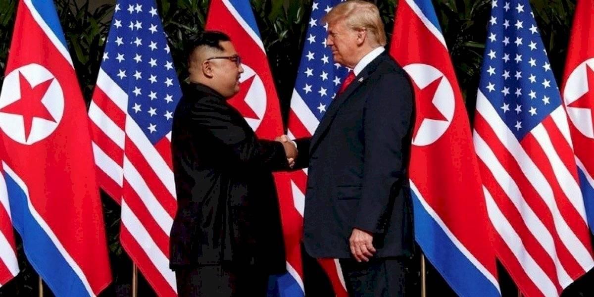"""Trump celebra reaparición de Kim Jong-un en Corea del Norte: """"Me alegro de ver que está de regreso, ¡y bien!"""""""