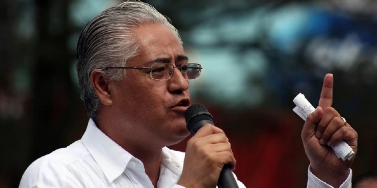 #Política Confidencial: Alejandro Vera negoció declinación