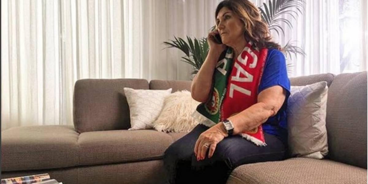 El ritual hecho por la mamá de Cristiano para darle suerte a la selección portuguesa