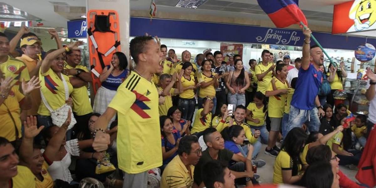 ¡No sabemos comportarnos! Más de 60 riñas se registraron en Bogotá luego del partido de Colombia