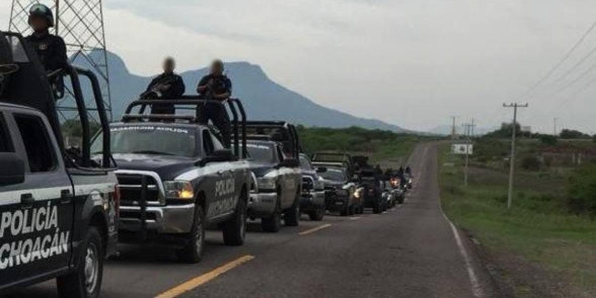 Lo que faltaba: Metieron en la cárcel a todos los policías de un pueblo de México