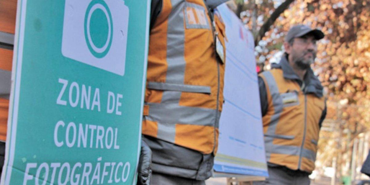 Atentos, automovilistas: se viene la fiscalización con cámaras a los catalíticos que osen circular dentro de Américo Vespucio