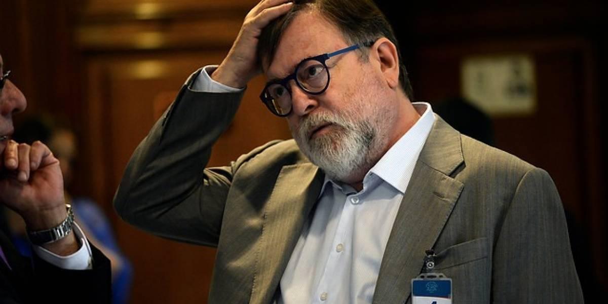 """""""¿Deben los reos tener derechos básicos?"""": Jaime de Aguirre ofrece disculpas por cuestionada nota de TVN"""
