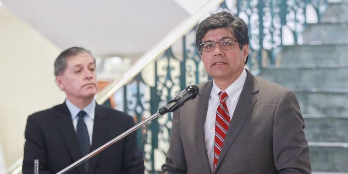 Canciller José Valencia: Se prevé que el 27 de junio lleguen los cuerpos de periodistas de El Comercio