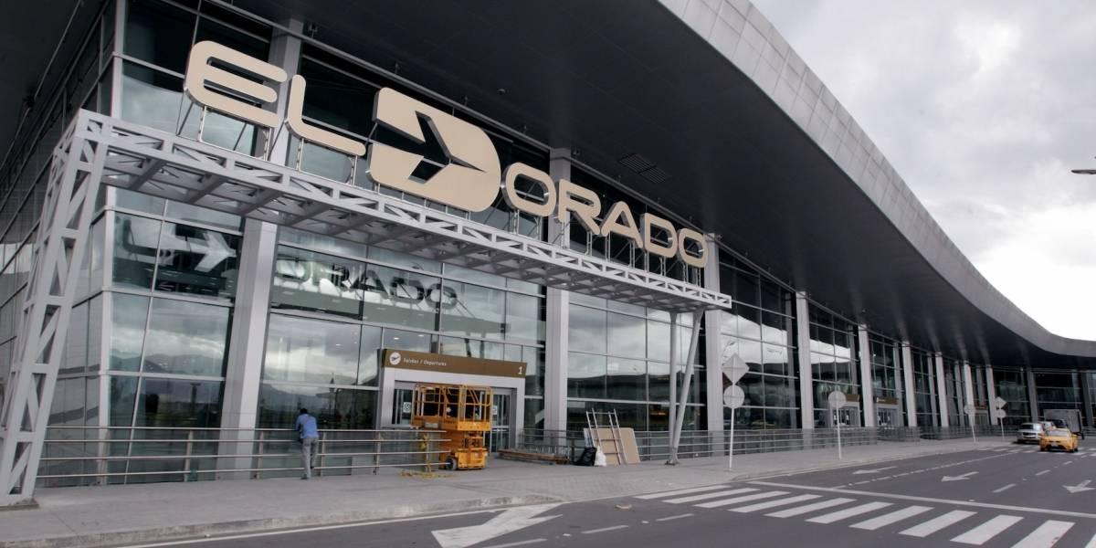 Persisten los retrasos en los vuelos desde el aeropuerto El Dorado