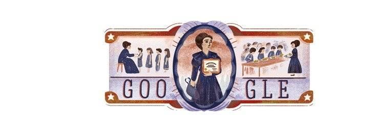 Doodle de Eloísa Díaz