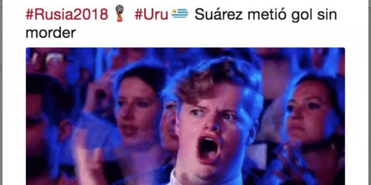 No podían faltar: Uruguay avanza y estos son los memes que dejaron su triunfo ante Rusia