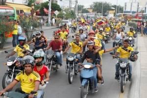 Afición colombiana