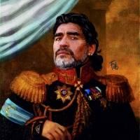 Maradona Lionel Messi