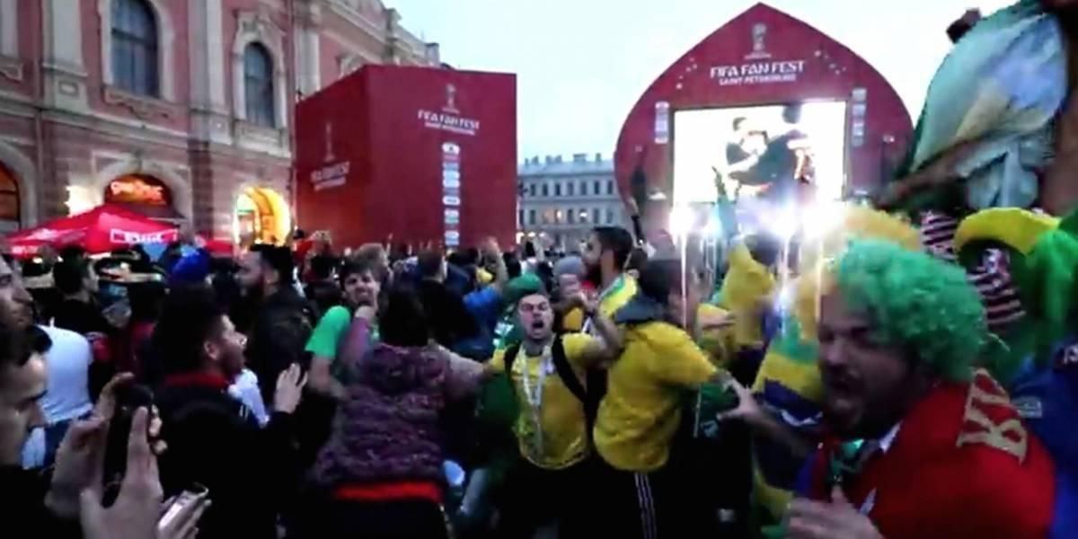 """La """"Copa de las Deportaciones"""" está comenzando en Rusia 2018"""