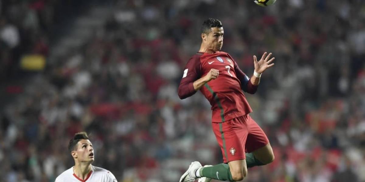 Penal fallado por Cristiano casi le cuesta caro a Portugal