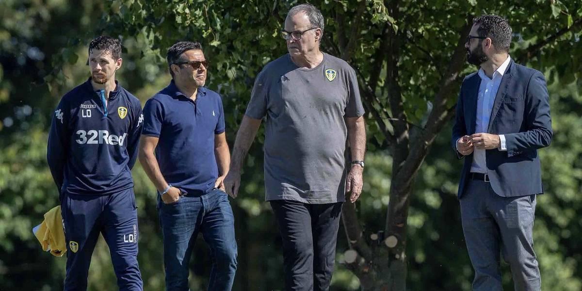 """Bielsa confía en su """"discípulo"""" Sampaoli: """"A partir de ahora se verá lo mejor de Argentina en el Mundial"""""""