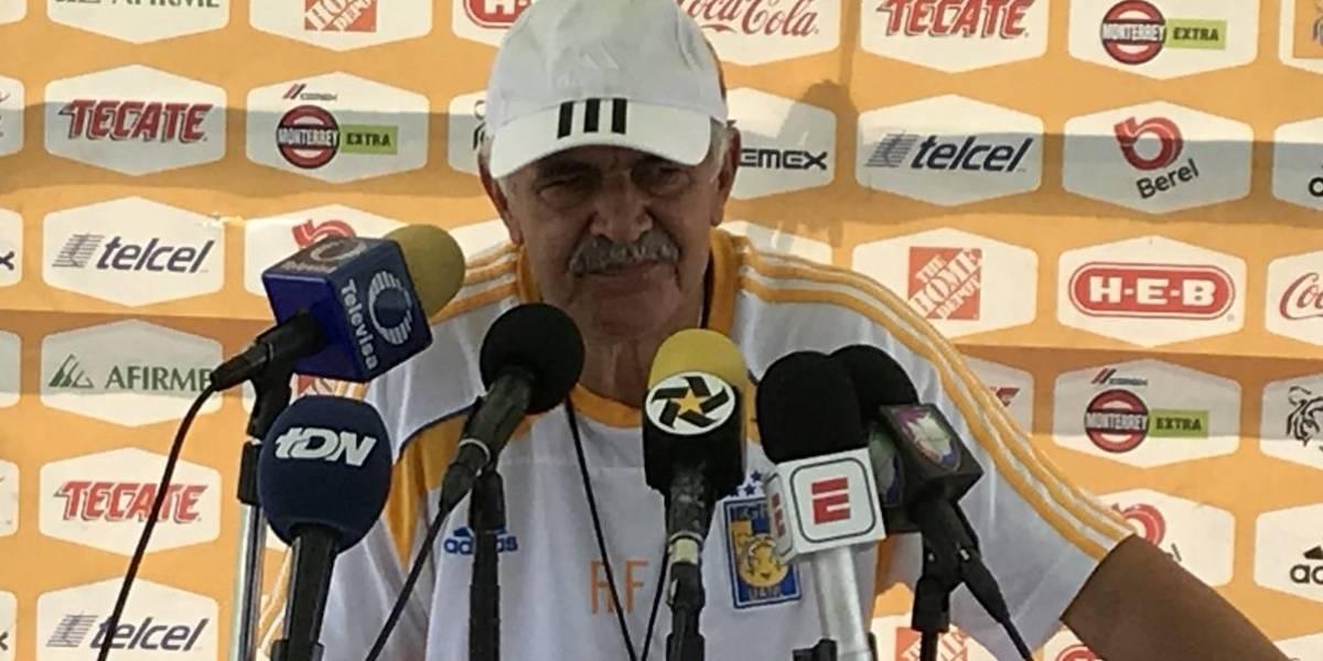 Tuca critica el fairplay en México, factor que puede dejar al Tri fuera del Mundial