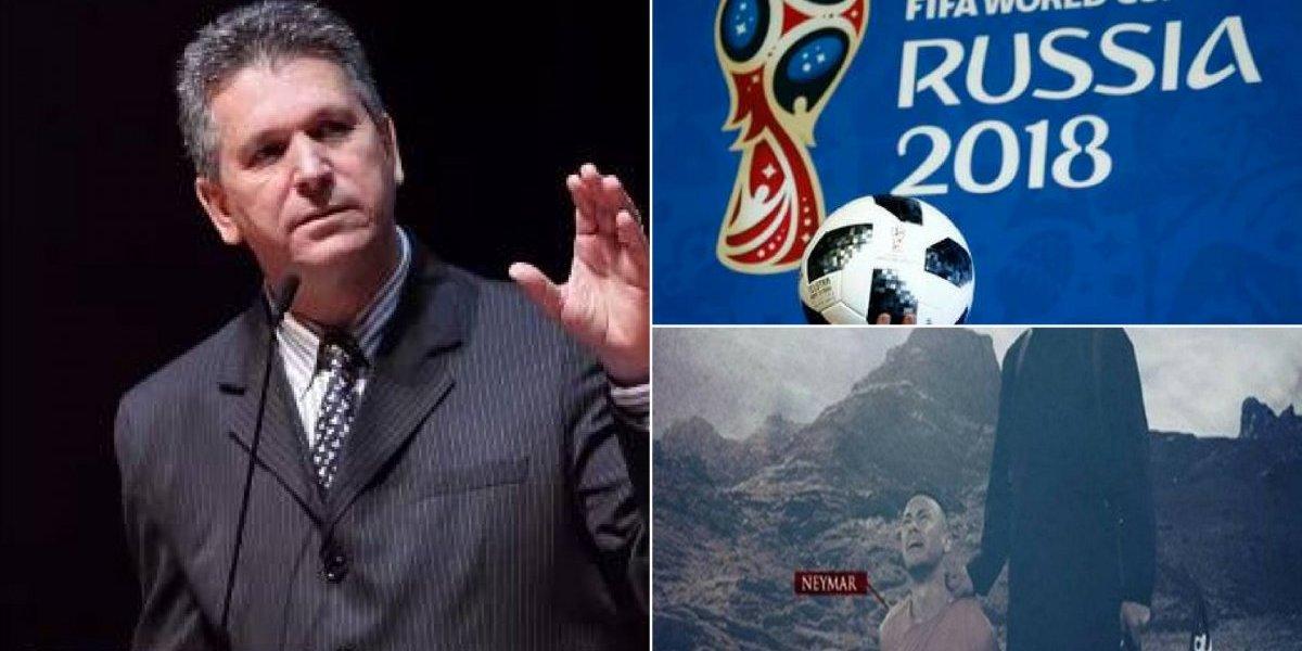 Copa do Mundo: Sensitivo prevê times que chegarão às finais e ataque terrorista em um dos estádios do Mundial 2018