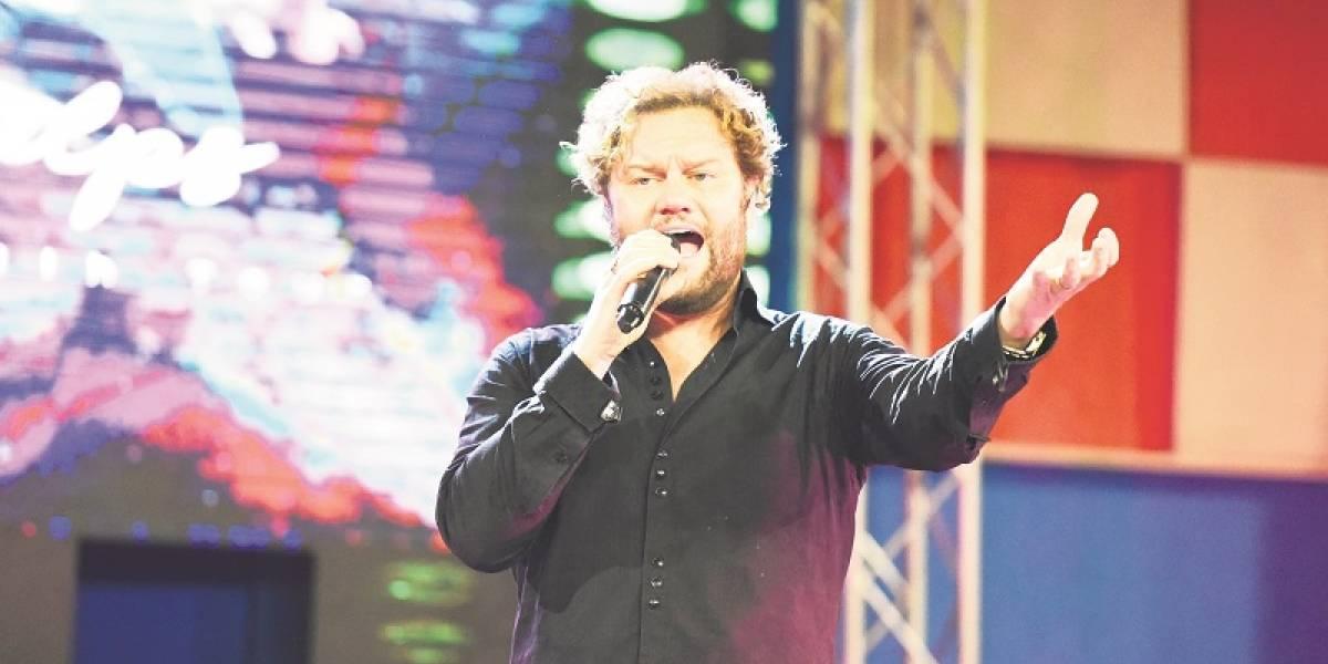 David Phelps presentó exitoso concierto en Santo Domingo