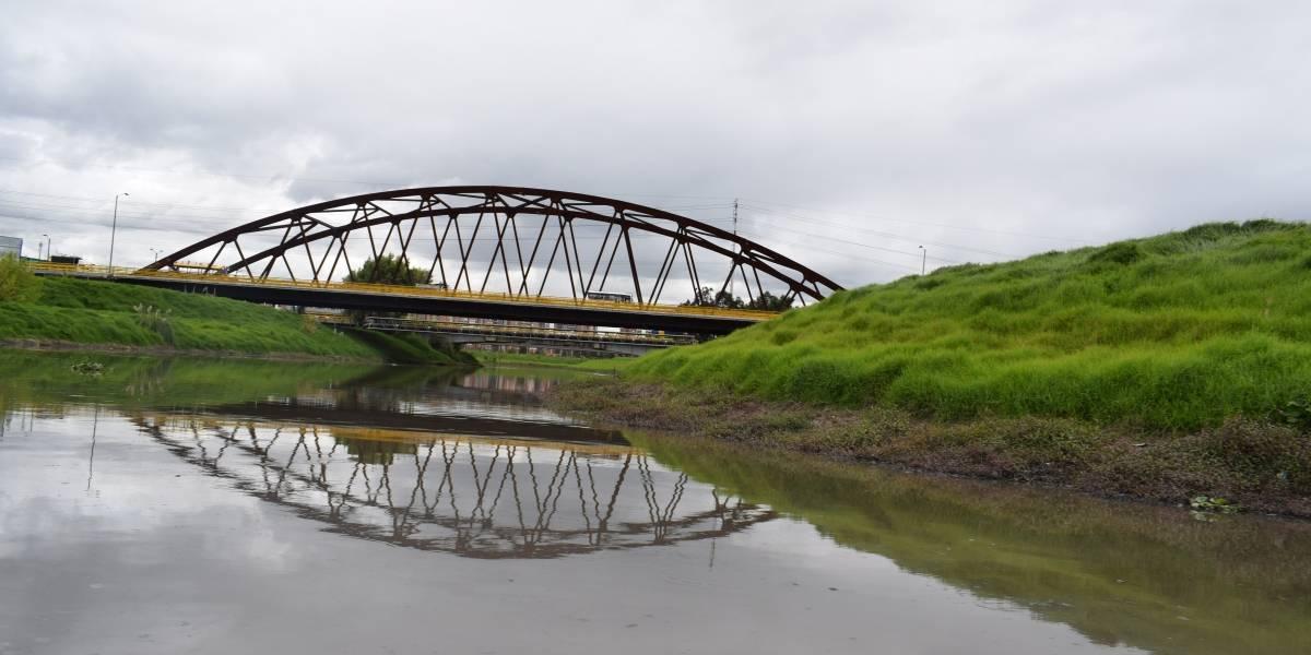 En imágenes: así avanza la recuperación del río Bogotá