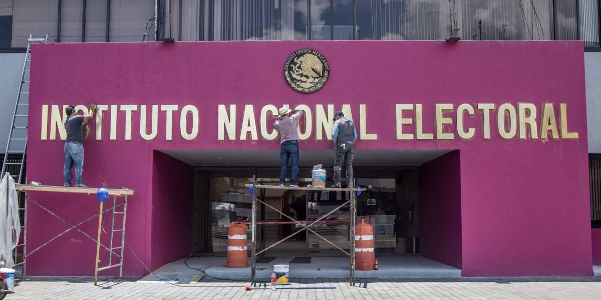INE investiga 15 mil afiliaciones indebidas de los partidos políticos