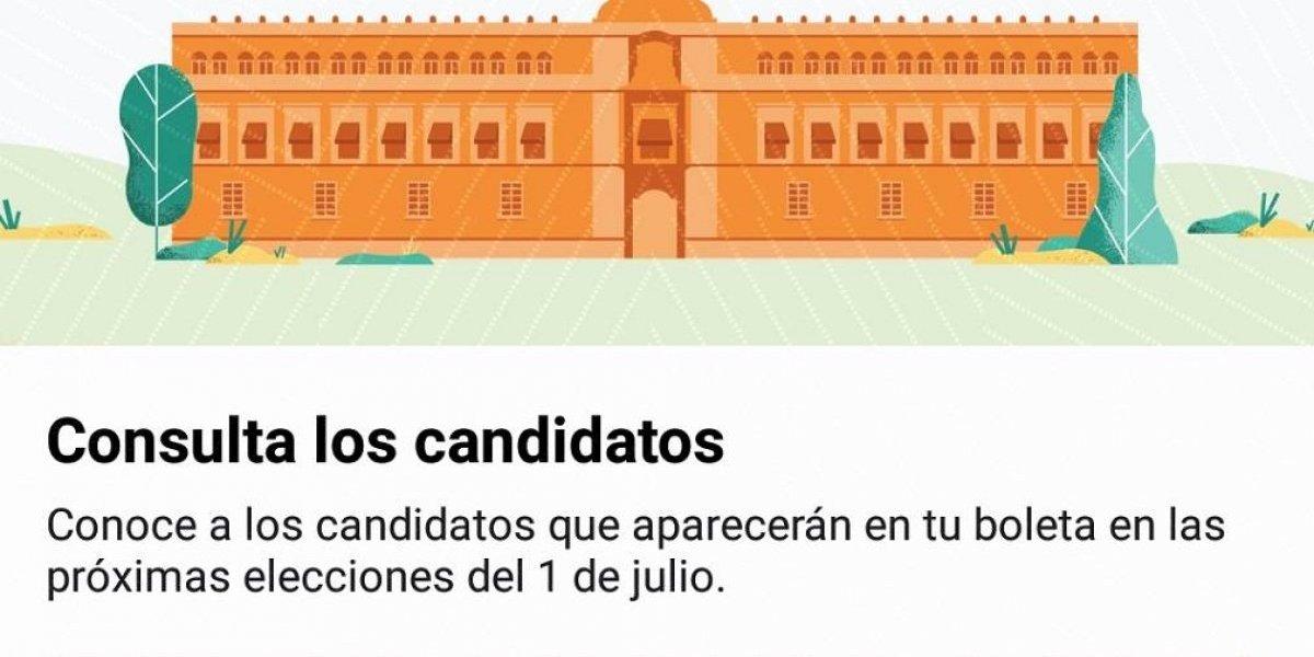 Facebook te ayudará a comparar las propuestas de los candidatos