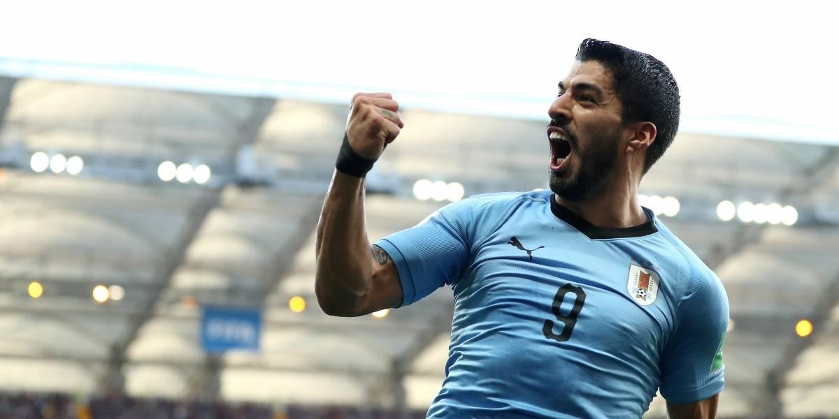 Uruguay y Rusia, primero y segundo, ¿quién contará con suerte para su rival en octavos?