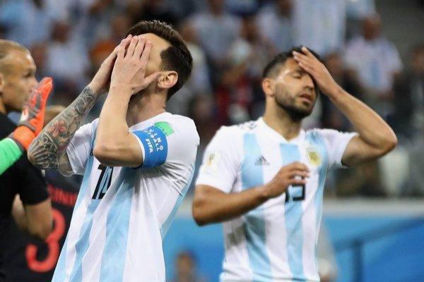 Argentina no deja de sufrir en Rusia 2018 / imagen: Getty Images