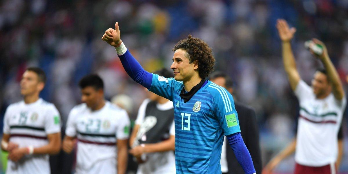 Ante Suecia, Ochoa va por marca mexicana en mundiales
