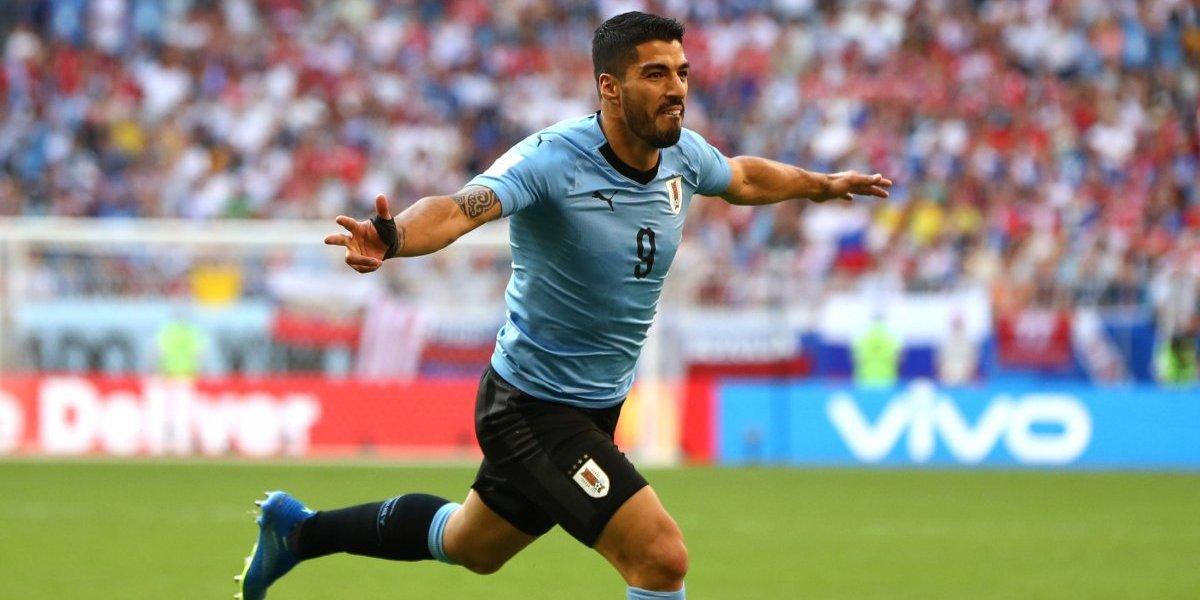 Así vivimos la cómoda victoria de Uruguay ante Rusia para ganar el Grupo A del Mundial