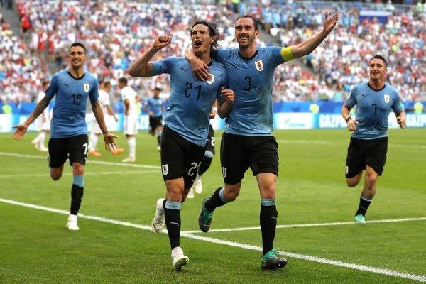 Los charrúas ganan y no les hacen goles / imagen: Getty Images