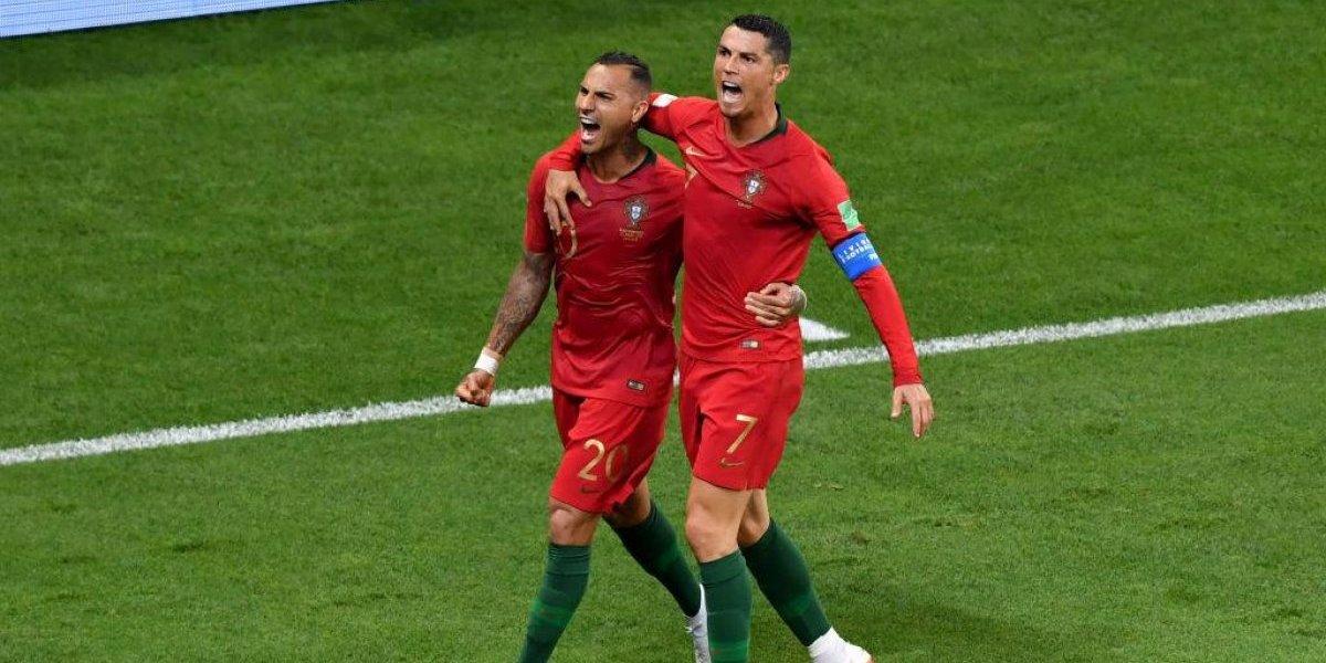 Así vivimos la sufrida clasificación de Portugal a los octavos de final de Rusia 2018