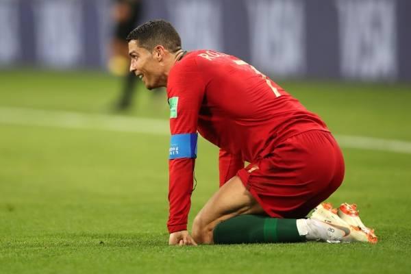 Video del gol de Portugal y penal fallado por Cristiano
