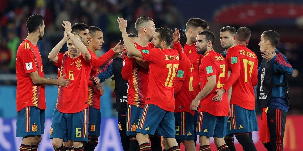 España pasa a octavos de final en Rusia 2018 gracias al VAR