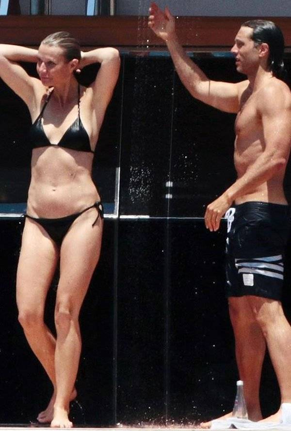 Gwyneth Paltrow Italia Actriz Brad Falchuk