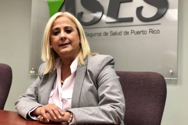 """La directora de la Administración de Seguros de Salud (ASES), Ángela Ávila, aseguró en entrevista con Metro que evalúa la """"razonabilidad"""" de los reclamos de los proveedores médicos y de servicio sobre los tarifarios del plan de salud público. / Foto: Davi"""