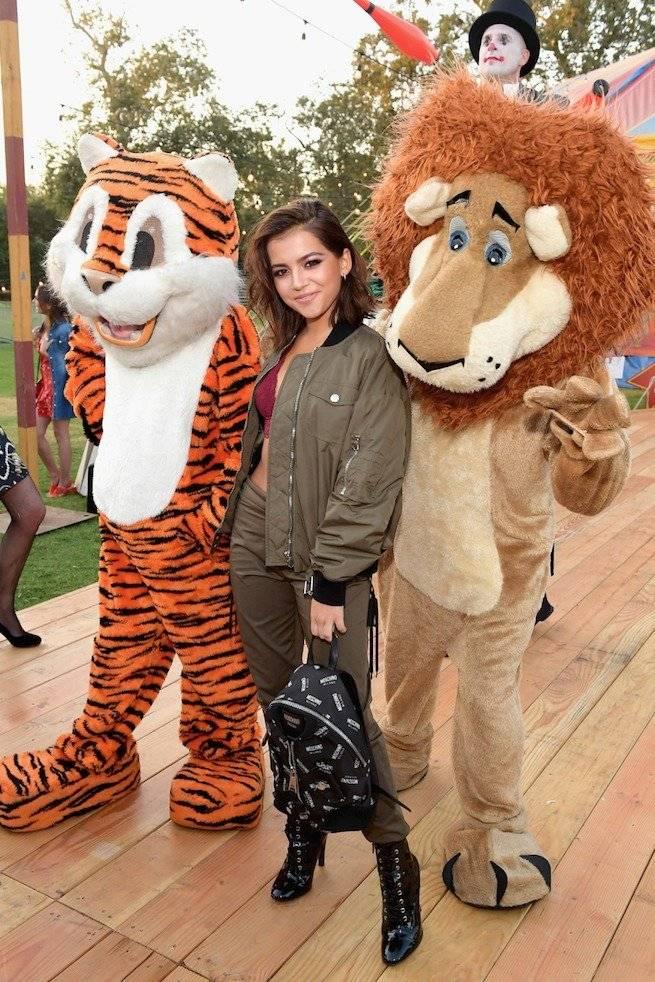 Isabela Moner es una actriz estadounidense de ascendencia peruana que de a poco se abre paso en Hollywood. Foto: AFP