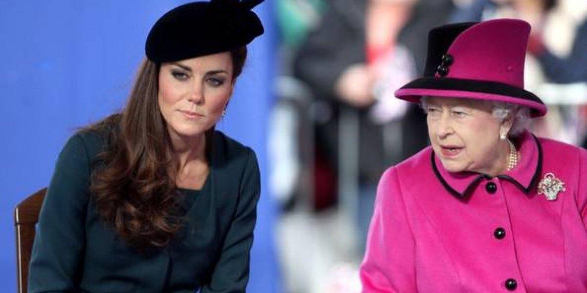 6 vezes que Kate Middleton rompeu as regras e não se importou com a opinião da rainha Elizabeth II