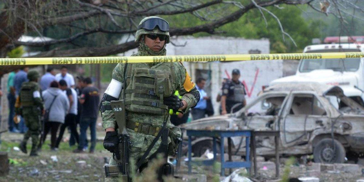 Explosión en Tultepec deja un muerto; polvorín contaba con permiso de Sedena