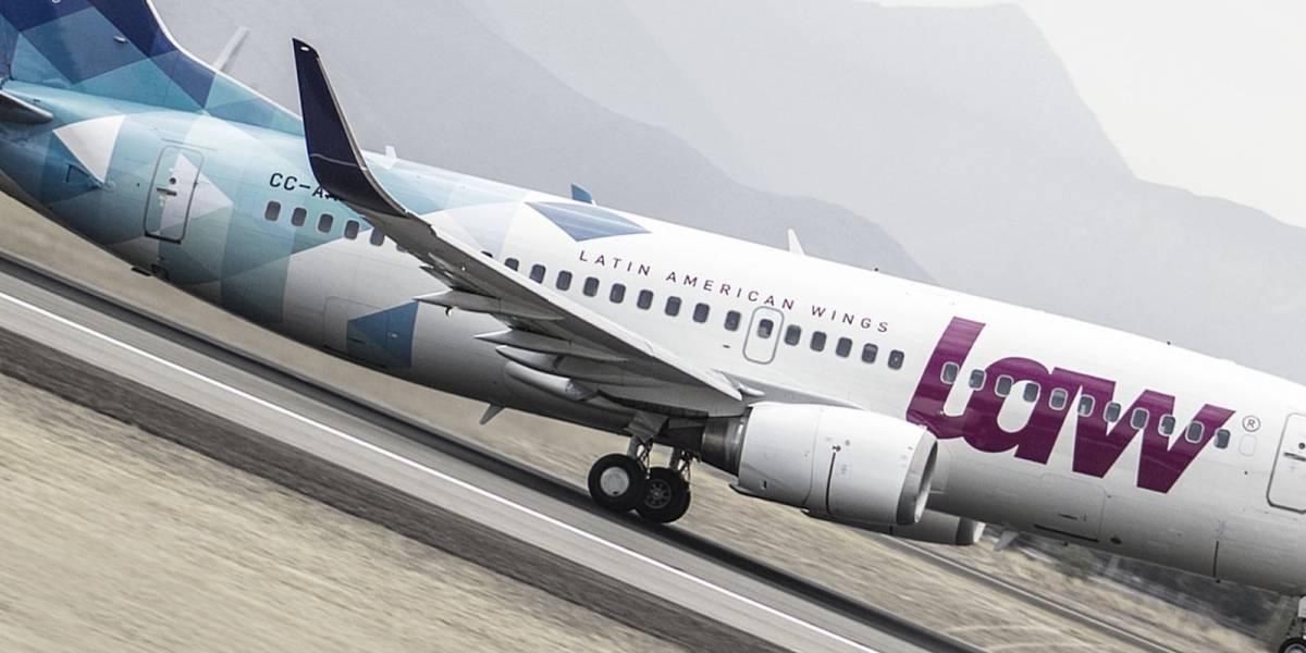Chile: Aerolínea LAW volaba sin seguros y sin capacitar a su tripulación