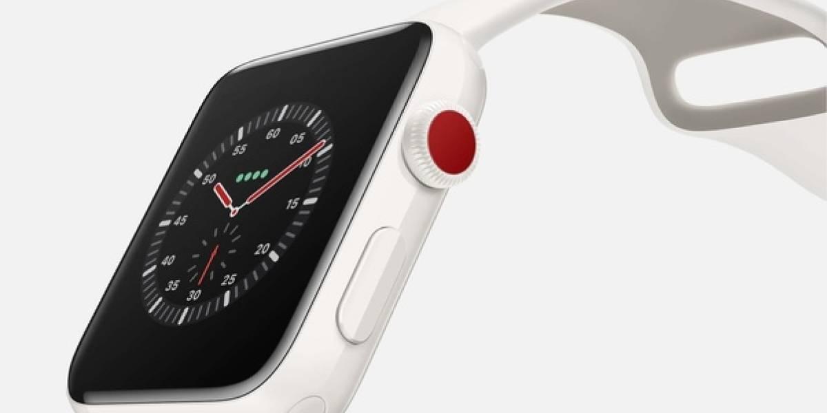 Hombre demanda a Apple porque su Apple Watch se rayó