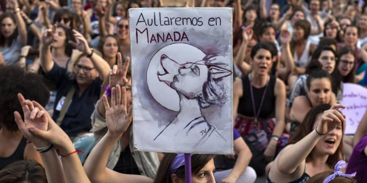"""""""La Manada"""" ya está libre y podría ser entrevistada en televisión: usuarios en redes sociales llaman a boicot"""