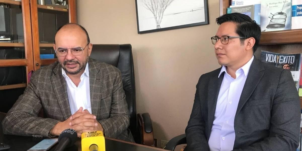 """""""Esa denuncia carece de legitimidad"""": Manfredo Marroquín, de Acción Ciudadana"""