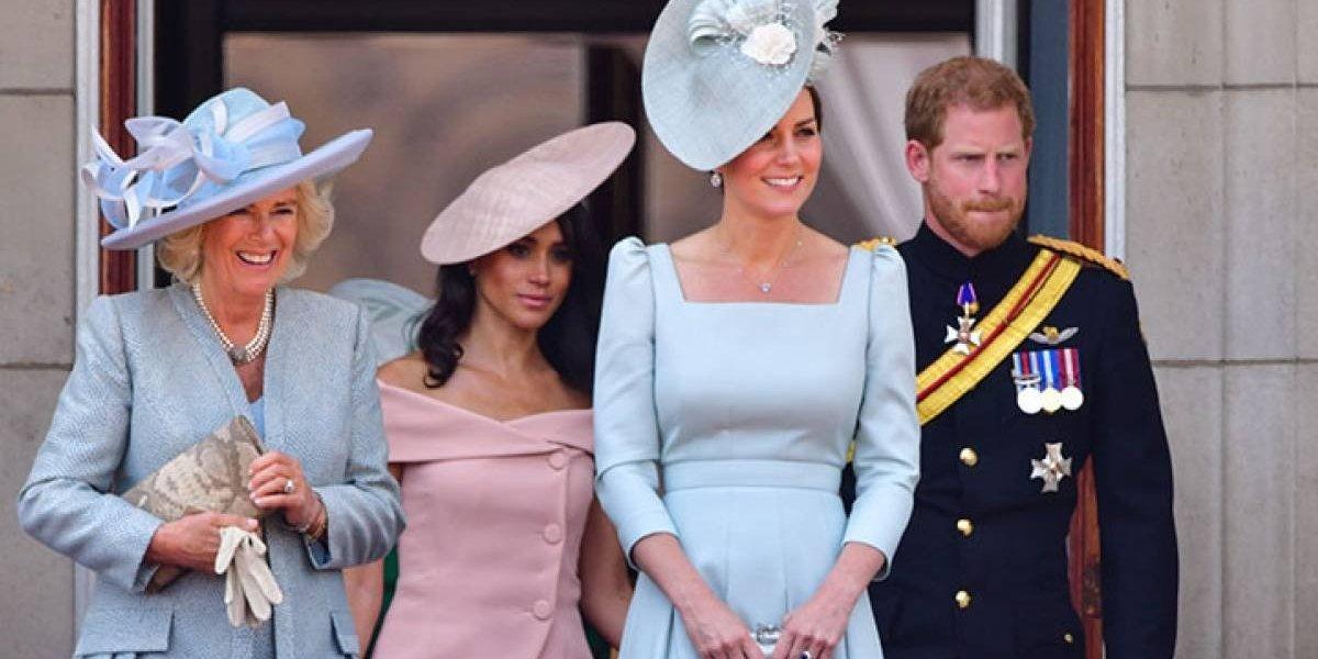 A dura regra que Meghan Markle terá que cumprir diante de Kate Middleton