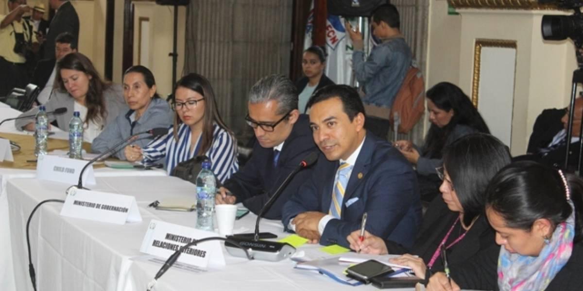 Diputadas piden informe a la Cancillería sobre atención a familias migrantes separadas
