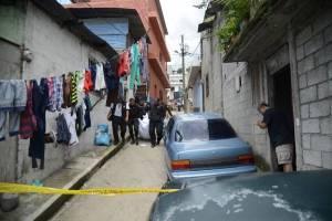 Mujer asesinada en el Nuevo Amanecer, zona 21