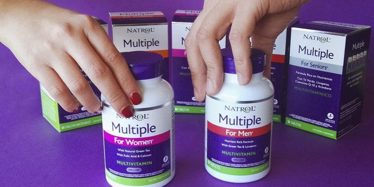 Vitaminas y minerales para sentirte bien cada día