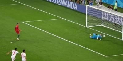 Pênalti de Cristiano Ronaldo